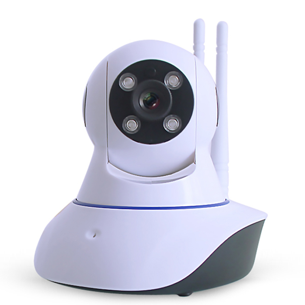1080P Wireless IP Camera PT WiFi Security Camera P2P Home Surveillance Camera with Baby Monitor Video and Night Vision