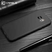 Cafele Soft Silicone TPU Case Cover Ultra-thin Protective Cover for Samsung S7 / S7 Edge