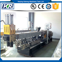 Plastic waste material recycle granulator production line/pet film scrap recycle granulating /pelletizing line