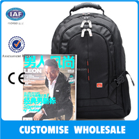 2015 leisure fashion waterproof laptop backpack WB-9393