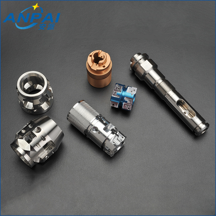 Custom Top Quality cnc turning parts for gun silencers