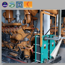 Biomass Gasification Electricity Generator Type and Plant Type 10mw power plant