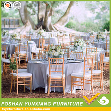 wholesale tiffany wedding iron bamboo chair