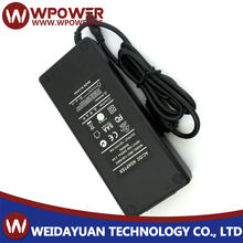 UL FCC RoHs SAA CE certified quality 120W 12V 10A power adapter in 100 240v 50 60hz laptop ac adapter