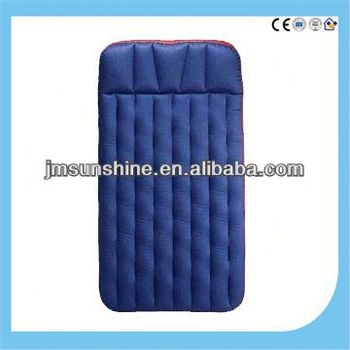 flocked air bed inflatable mattress