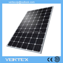 Top Sale 285Watts Solar Plate Watt Solar Panel Price For Solar Storage System With High Efficiency Solar Cell