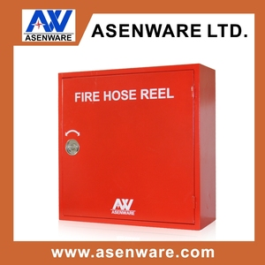 fire hose cabinet stainless steel /fire fighting cabinet /fire hose reel