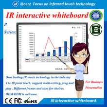 iBoard IR interactive whiteboard,IBW, touch board ,electron whiteborard