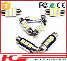 Hot sale Festoon 5050 3SMD Led Auto Lamp Reading Light High Quality 12V Led Car Light