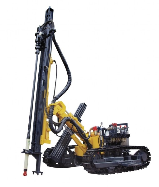 Crawler Down the Hole Drill Machine