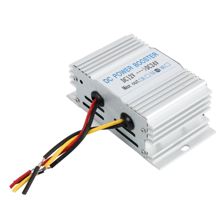 5A 120W <strong>DC</strong> 12V to 24V Car <strong>DC</strong>-<strong>DC</strong> Power Converter