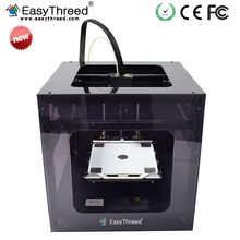 Cheap dlp 3d printer machine with filament extrusion line for sale