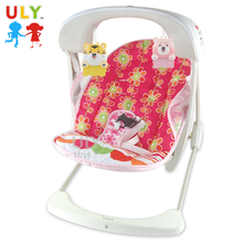New moving baby rocker music and vibrate electric baby swing chair