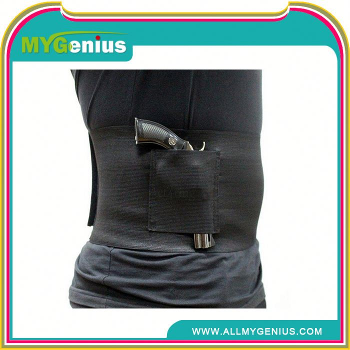 leg gun bag ,ML0030, dual cell phone holster