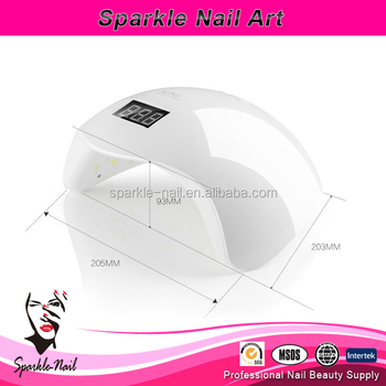 EA 48W SUNUV SUN5 2-in-1 LED/UV Nail Lamp