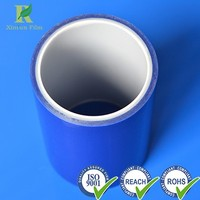 Manufacture Professional 148micron Blue Plastic Film with Low Price