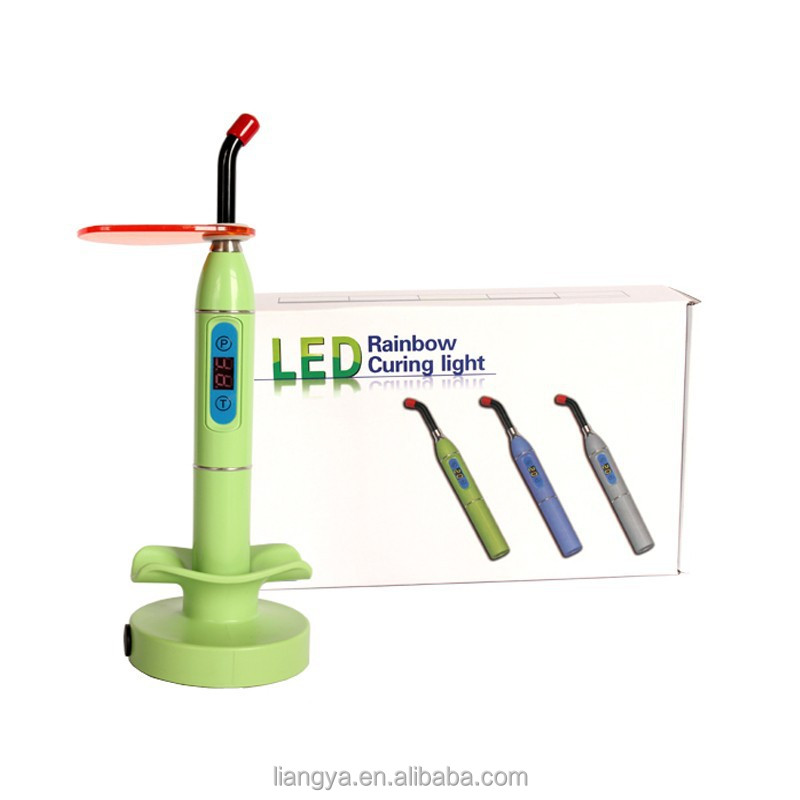 Dental unit spare part led curing light cure lamp for importers of surgical and dental instruments