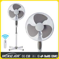"16"" inch metal grille stand electric fan"