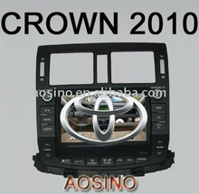 Special Car DVD TOYOTA CROWN 2010
