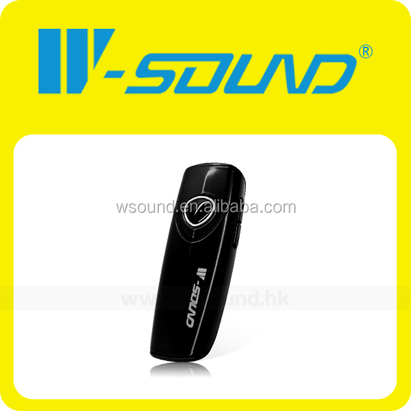 high quality safe driving Wsound S4+ wireless bluetooth portable Headphone & Earpiece