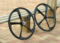 "Customized die casting mountain bike 26"" mag wheels"
