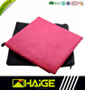 High Absorbent Quick Dry Mesh Bag Packed Microfiber Suede Sports Gym Golf Towel with Zipper Pocker