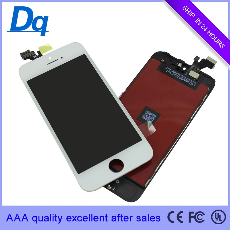 electronic market guangzhou for iphone5 lcd screen components,for iphone 7 plus lcd digital display
