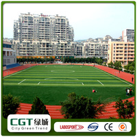 Hot sale proffessional artificial grass products 40mm garden yarn importer manufacturer