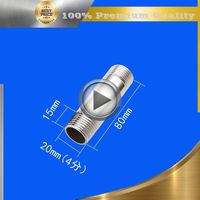 brass flexible joint coupling