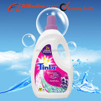 Tinla double clean and fresh biodegradable laundry detergent liquid 3L supplier