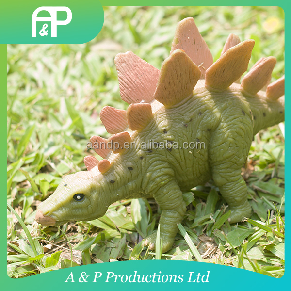 Newest economical price stegosaurus dinosaurs toys from China factory