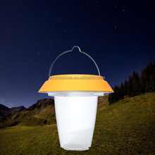 IP44 IP Rating and Rechargeable Battery Power Source solar lantern