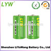 Hotsale dry cell r20p 1.5v d size UM1 battery for flashlight