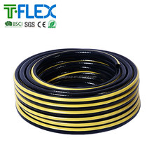 Fabric Braided Compressor Air Hose With Fittings