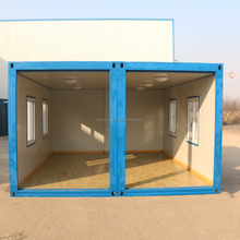 mini modular eps neopor economical 20 feet container homes for Pakistan