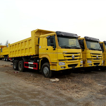 Strong Body And Big Power Sinotruk Howo 6x4 10 wheelers 30 tons tipper truck for sale