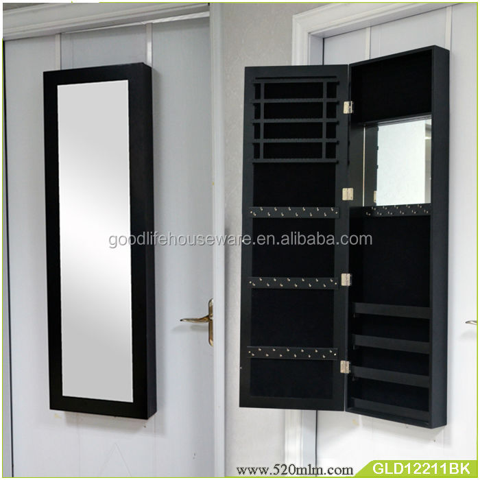Alibaba dressing mirror armoire bedroom hanging cabinet for Bedroom wall cabinet with mirror