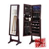Jewelry Mirror Cabinet With Large Space China Factory