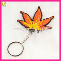High quality cute custom molded plastic keyrings,silicone/pvc soft rubber keychain/keyring/key holder/key tag