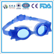 2015 novelty Cute kids cartoon swim goggles