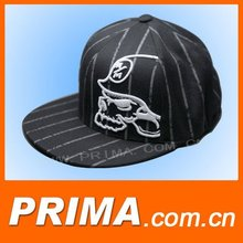 2017 new hot wholesale cotton twill fabric custome logo embroidered snapback fitted caps and hats