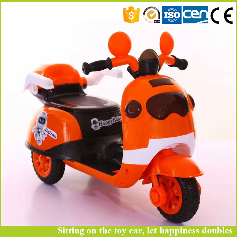 Electric bike battery price kids ride on plastic motorcycle toys for childrens