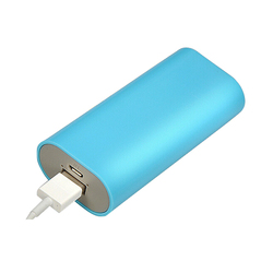 Fashionable Mobile Phone 5200mAh Power Bank, Candy Power Bank 5200