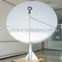 ku band 150cm offset satellite dish