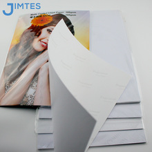 RC Silky Waterproof inkjet A4 glossy Photo Paper 260gsm made in china