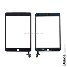 100% Tested Replacement for ipad mini 3 touch screen Digitizer with Original IC