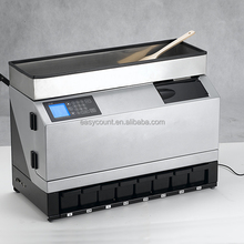 EC98 Auto coin counting and sorter machine