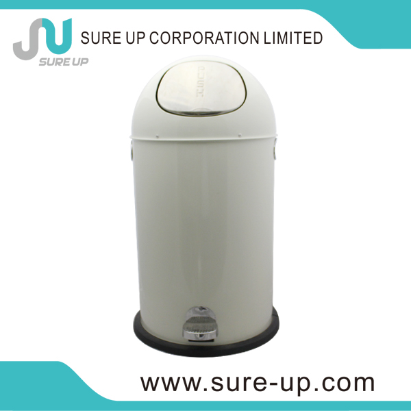 convenience sensor sanitary bin with two compartments (DMUQ)