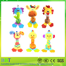 Musical <strong>animals</strong> Baby Bed Hanging Toy plush toy for baby