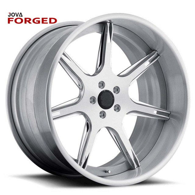 Hot Sale 18 19 20 21 22 24 Inch 2017 Mag Alu Wholesale Chrome Spoke Hot Forging Alloy Car Rims